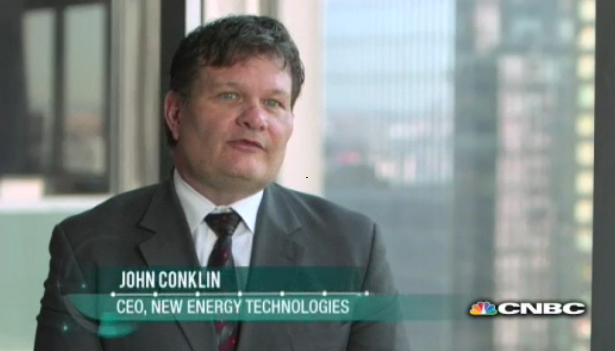 Mr. John Conklin, President & CEO, presented SolarWindow™ technology during a CNBC Industrial Revolutions series: Solar: The future of energy?
