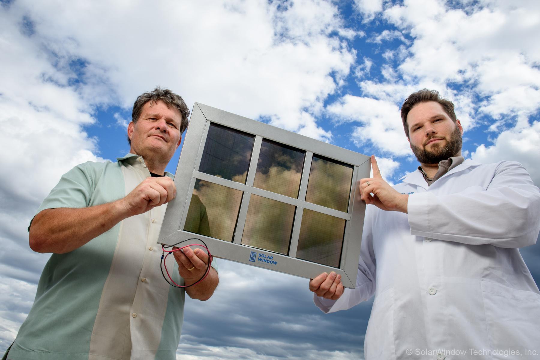 Ventanas solares, el futuro de las energías renovables
